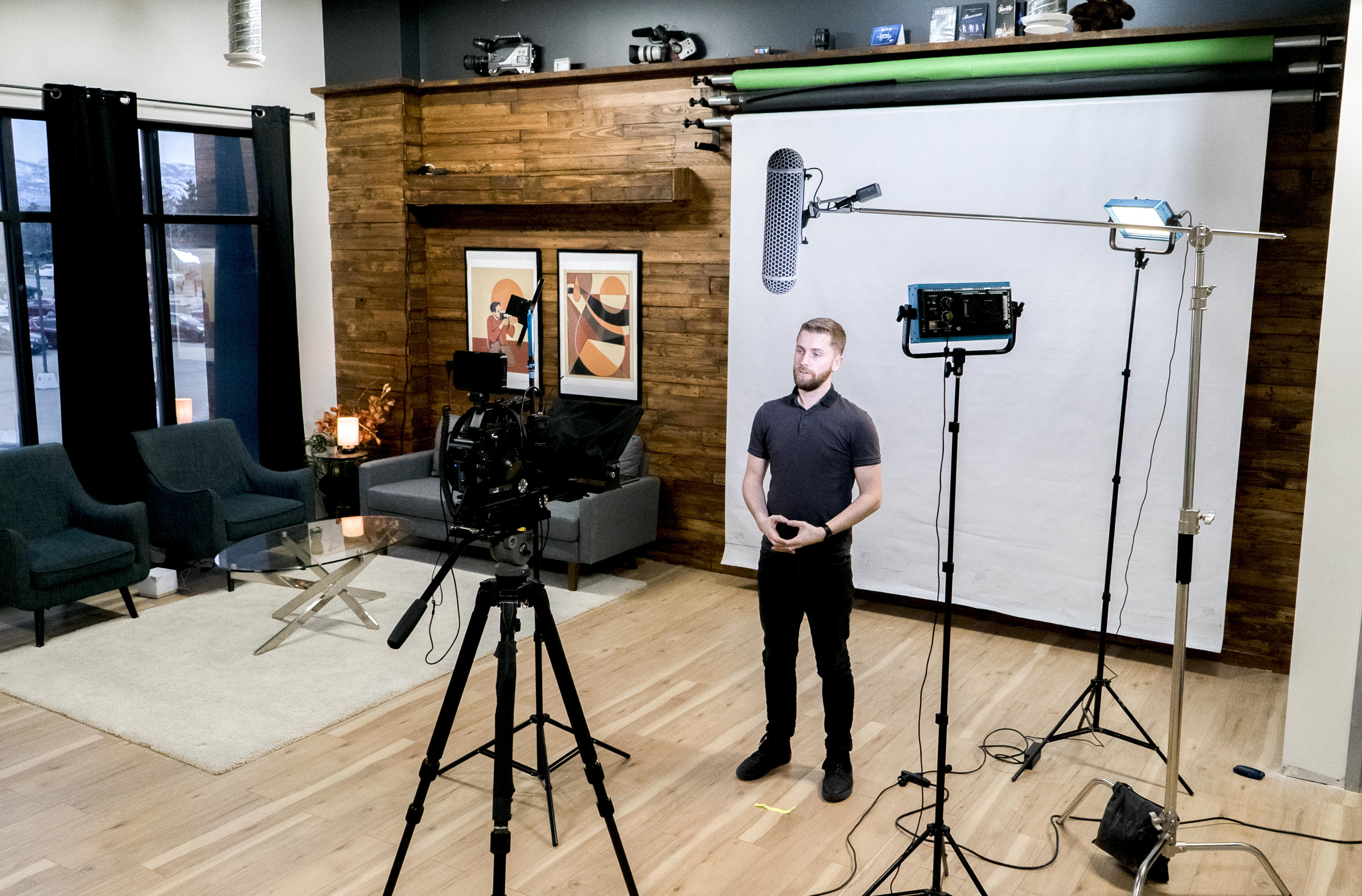Video production services in Kelowna